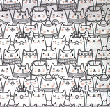 MCH中 X33 600151 Snow Cats