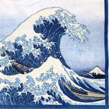 A中 C601 *14230L THE GREAT WAVE BLUE