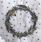 SP小5 F58 C845200 Lavender Wreath