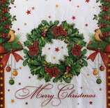 X'mas4中 X44 SDGW-010801   Merry Chrissstmas Wreath