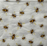 SP小5 F103-1    C769890   Save the Bees! white