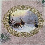 X'mas6中 X31 33315441 Elegant Deers Rose