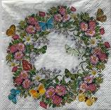 SP小5 F02 12514920 Wreath of Flowers