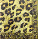 SP小3 F67    C12507935 Leopard Ornament