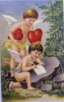 SMPC 45-8436d「St. Valentine's day」