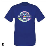 Tee Shirt Moz Drums - HN