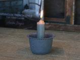 Kerzenleuchter Zink