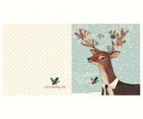 Maileg Weihnachtskarte