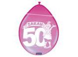 Ballonnen  Abraham / Sarah