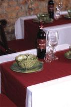 Stoff-Tischläufer,    45 x 130