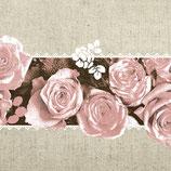Serviette Linclass LOVELY ROSES