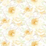 Tischdecke Rosalie gelb - 79643