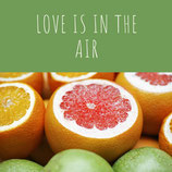 Love is in the air set met 100% natuurlijke etherische olie