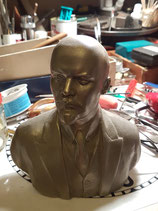 Sculptur of Lenin (head)/Leninbüste