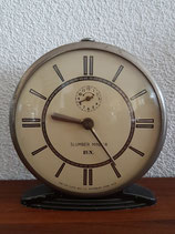"Rare Vintage 1940's LUX ""Slumber Minder"" Wind-Up Alarm Clock – Be never late againe"