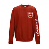 Sweater SC Hemmingen rot