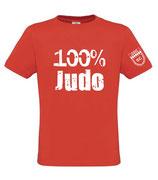 Judo-Shirt SC Hemmingen rot