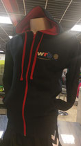 WRB Kontrast-Jacke marine/rot