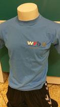 WRB T-Shirt aqua+