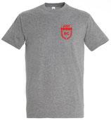 T-Shirt SC Hemmingen Judo grau