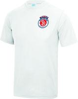 Sandokai Atmungsaktives T-Shirt weiß