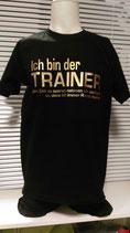 TuS Wettbergen Trainer schwarz/gold