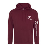 Rats Kapuzensweater burgund