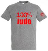 Judo-Shirt SC Hemmingen grau
