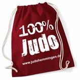 Judo-Sportbeutel SC Hemmingen rot