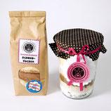 Schoko-Kuchen • Backmischung • glutenfrei + vegan