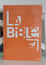 Bible Parole de vie , français fondamental gros caractère