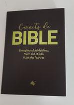Carnet de Bible : Evangile selon Matthieu