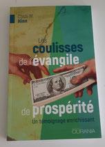 Les coulisses de l'évangile de la prospérité