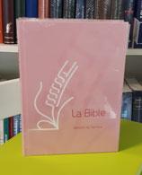 Bible du Semeur 2015 ,couverture rigide rose illustrée