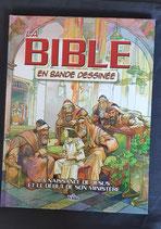 Bible en bande dessinée : La naissance de Jésus et le début de son ministère