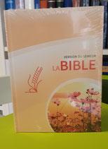Bible du Semeur 2015, couverture rigide jaune