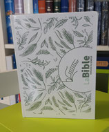 Bible du Semeur 2015 ,couverture textile épis de blé