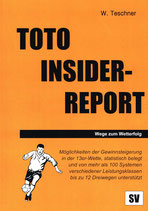 TOTO Insider-Report