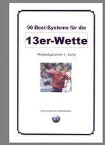 90 Best-Systeme für die 13er-Wette