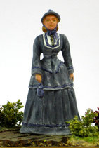 ACW C-226 Lady in steet attire