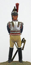 NAP C-4 Cuirassier Officer