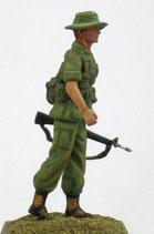 MOD C-154 US Infantryman in boonie hat