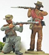 ACW S-13 Kneeling, firing