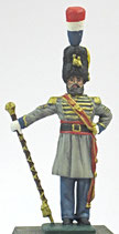 ACW C-158 1st Virginia Drum Major