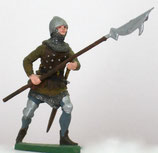 MED S-104 Pikeman advancing