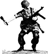 MOD S-49 throwing grenade