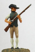 REV 4056 Militiaman with Kentucky Rifle
