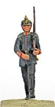 NIN Guard Grenadier in Picklehauben helmet