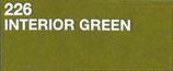 Humbrol Interior Green Matte