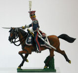 NAP C-235 Officer on charging horse